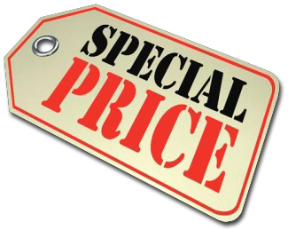 Special Price Tag